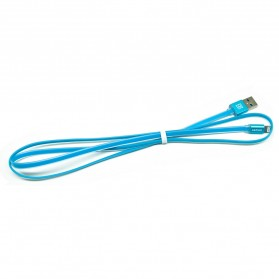 Remax Quick Lightning Cable for iPhone 5/6/7/8/X - RC-005 - Blue - 2