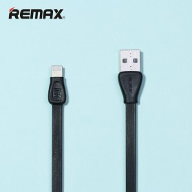 Remax Martin Series Lightning Cable for iPhone 6/6+/5/5s - RC-028i - Black