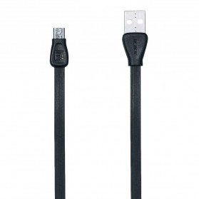 Remax Martin Series Micro USB Cable for Smartphone - RC-028m - Black