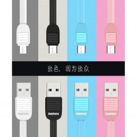 Ремакс Слоеное быстрой зарядки Micro USB-кабель для смартфонов - RC-045m - черный - 3