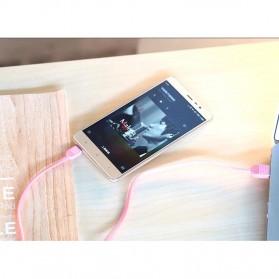 Ремакс Слоеное быстрой зарядки Micro USB-кабель для смартфонов - RC-045m - черный - 8