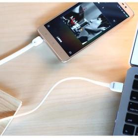 Ремакс Слоеное быстрой зарядки Micro USB-кабель для смартфонов - RC-045m - черный - 9