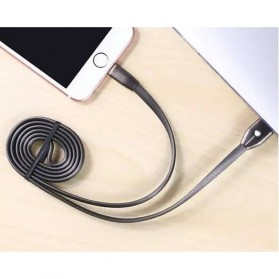 Remax Knight Lightning Cable for iPhone 5/6/7/8/X - RC-043i - Black - 2