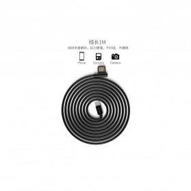 Remax Emperor Kabel Micro USB - RC-054m - Black - 3
