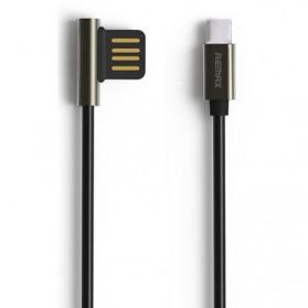 Remax Emperor Kabel USB Type C - RC-054a - Black - 1