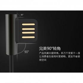 Remax Emperor Kabel USB Type C - RC-054a - Black - 2