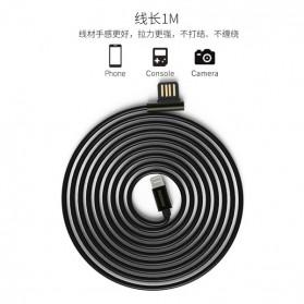 Remax Emperor Kabel USB Type C - RC-054a - Black - 3