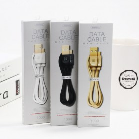 Remax Radiance Lightning Cable for iPhone - RC-041i - Golden - 6