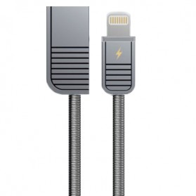 Remax Kabel Lightning untuk iPhone - RC-088i - Silver