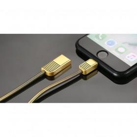 Remax Kabel Lightning untuk iPhone - RC-088i - Black - 2