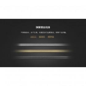 Remax Kabel Lightning untuk iPhone - RC-088i - Black - 4
