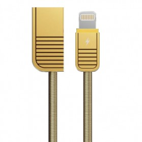 Remax Kabel Lightning untuk iPhone - RC-088i - Golden