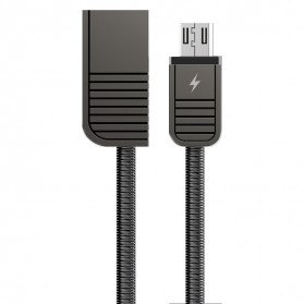 Remax Kabel Micro USB - RC-088m - Black