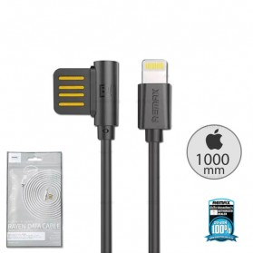 Remax Rayen Kabel Lightning - RC-075i - Black