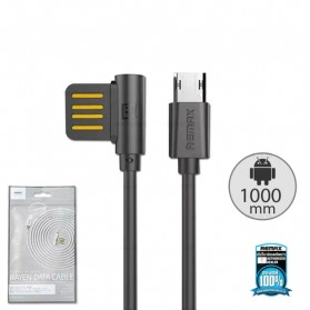 Remax Rayen Kabel Micro USB - RC-075m - Black