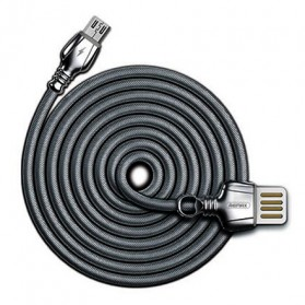 Remax King Kabel Charger Micro USB- RC-063m - Black