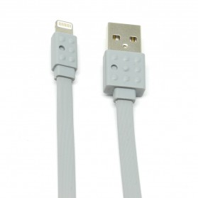 Remax Lego Series Kabel Lightning - PC-01i - Gray