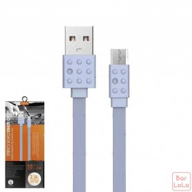 Remax Lego Series Kabel Micro USB - PC-01m - Gray