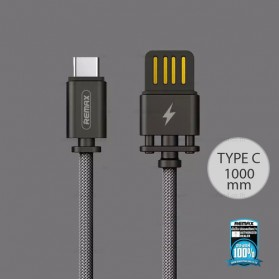 Remax Dominator Kabel USB Type C - RC-064a - Black