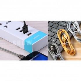 Remax Dominator Kabel USB Type C - RC-064a - Black - 6