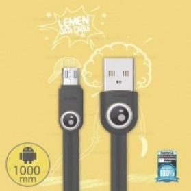 Remax Lemen Kabel Micro USB - RC-101m - Black
