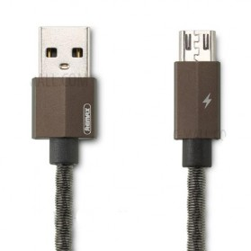Remax Gefon Series Kabel Micro USB - RC-110m - Black
