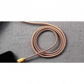 Remax Gefon Series Kabel Micro USB - RC-110m - Black - 5