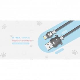 Remax Fortune Series Kabel Micro USB - RC-106m - Black - 3