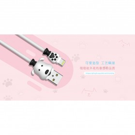Remax Fortune Series Kabel Micro USB - RC-106m - Black - 4