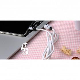 Remax Fortune Series Kabel Micro USB - RC-106m - Black - 5