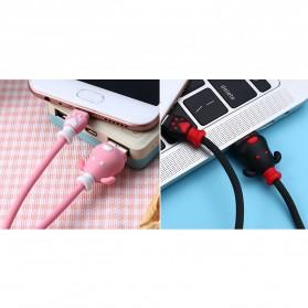 Remax Fortune Series Kabel Micro USB - RC-106m - Black - 6