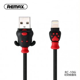 Remax Fortune Series Kabel Lightning - RC-106i - Black