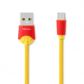 Remax Chips Series Kabel Lightning - RC-114i - Yellow