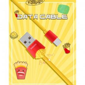Remax Chips Series Kabel Lightning - RC-114i - Yellow - 6
