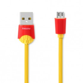 Remax Chips Series Kabel Micro USB - RC-114m - Yellow