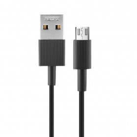Remax Chaino Series Kabel Micro USB - RC-120m - Black