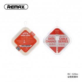 Remax Chaino Series Kabel Micro USB - RC-120m - Black - 3