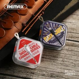 Remax Chaino Series Kabel Micro USB - RC-120m - Black - 7