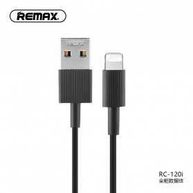 Remax Chaino Series Kabel Lightning - RC-120i - Black