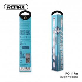 Remax Radiance Pro Spring Kabel Lightning - RC-117i - Black - 7