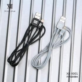 Remax Libra MFi Kabel Charger Lightning 1 Meter - Xii-X001 - Black - 5