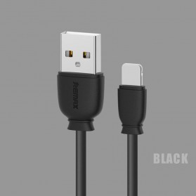 Remax Suji Series Kabel Charger USB Type C - RC-134a - Black