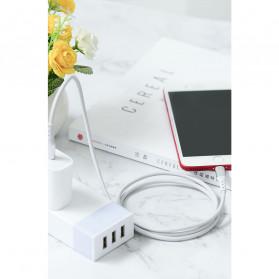 Remax Proda Light Speed Series Kabel Charger USB Type C to Lightning - PD-B24i - White - 7