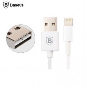 Baseus Fast Charging Lightning Cable 2m for iPhone 6/7/8/X - White