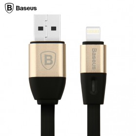 Baseus Lightning Cable 1m for iPhone 5/6/7/8/X/iPad - Black