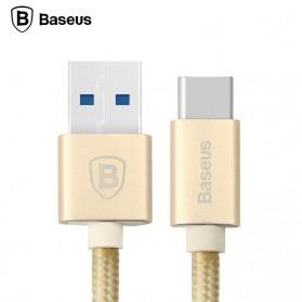 Baseus Aluminium USB Type C to USB 3.0 Male 1 Meter - Golden