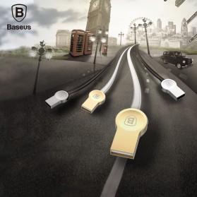 Baseus Kabel Charger Zinc Alloy USB Type C - CATKB-01 - Black - 9