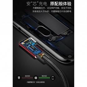 Baseus MVP L Shape Kabel Charger USB Type-C 2A 1 Meter - CATMVP-A01 - Black - 2