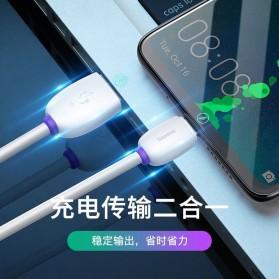 Baseus Kabel Charger USB Type C 40W 5A 1 Meter - CATZS-01 - Black - 3