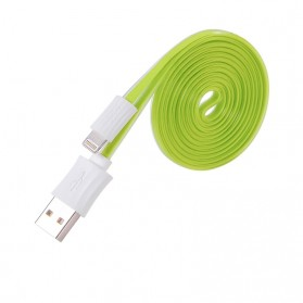 Hoco UPL07 Lightning Cable for iPhone 6/6+/5/5s - Green